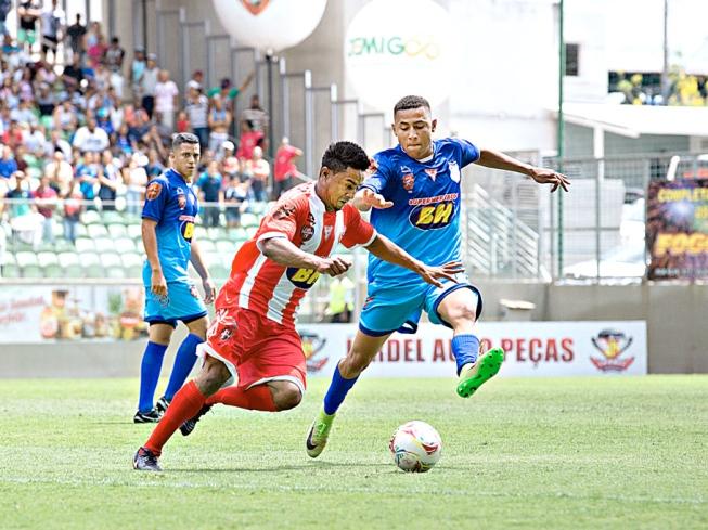 São Bernardo vence Frigoarnaldo e é campeão da Copa Itatiaia