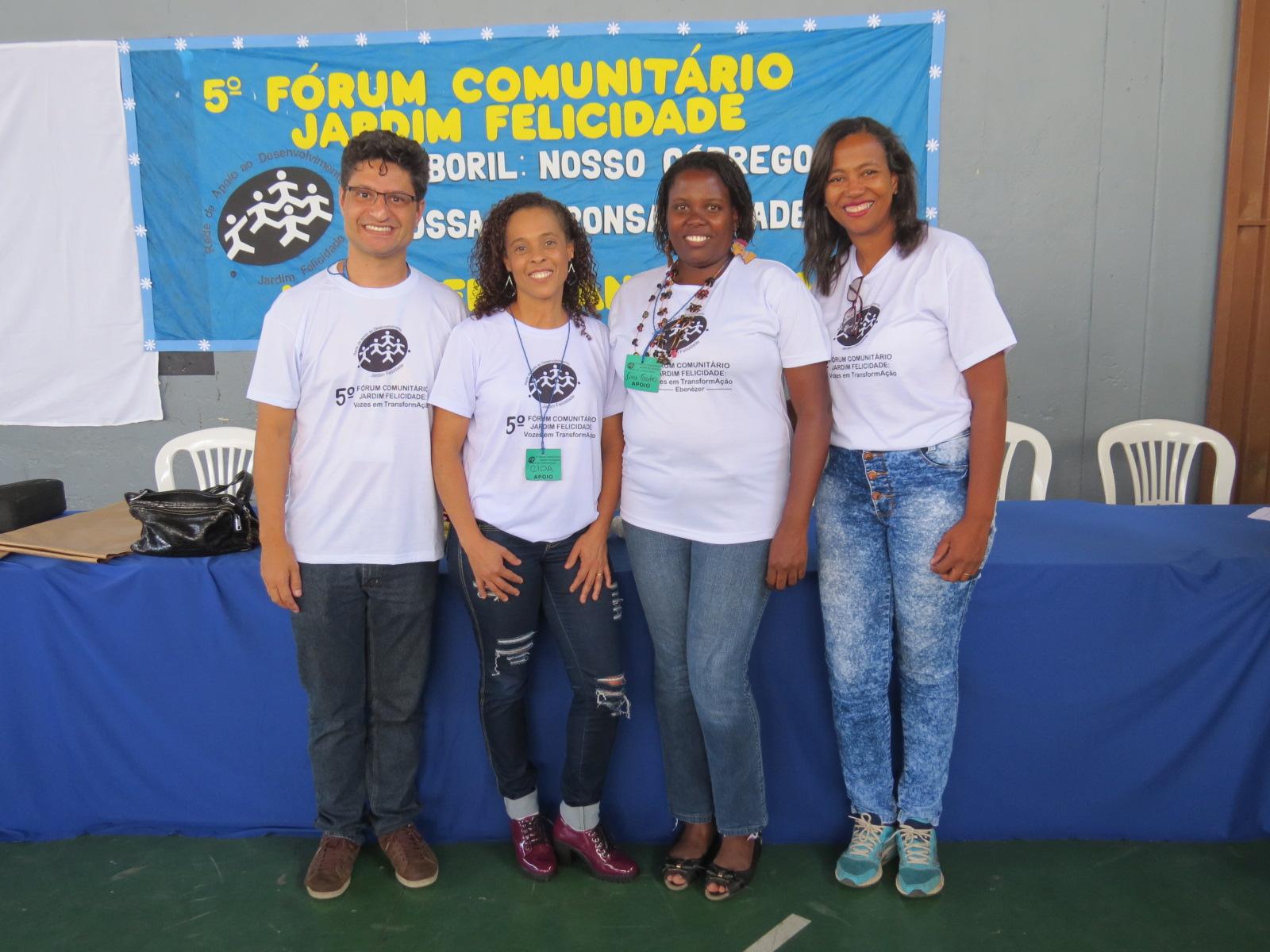5*Fórum Comunitário – Vozes em Transformação acontece no Bairro Jardim Felicidade