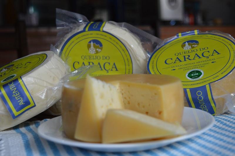 Queijo Minas Artesanal e hidromel são algumas das riquezas gastronômicas do Santuário do Caraça