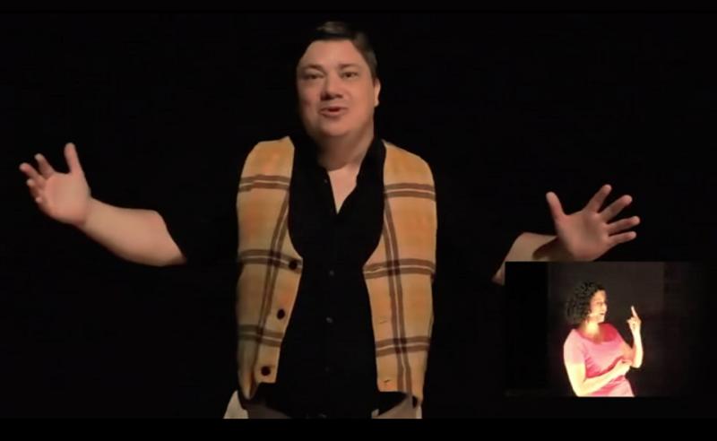 """""""Contos de arrepiar"""", espetáculo de Juiz de Fora, é a atração da vez no 3º Festival Estadual de Teatro Infantil"""