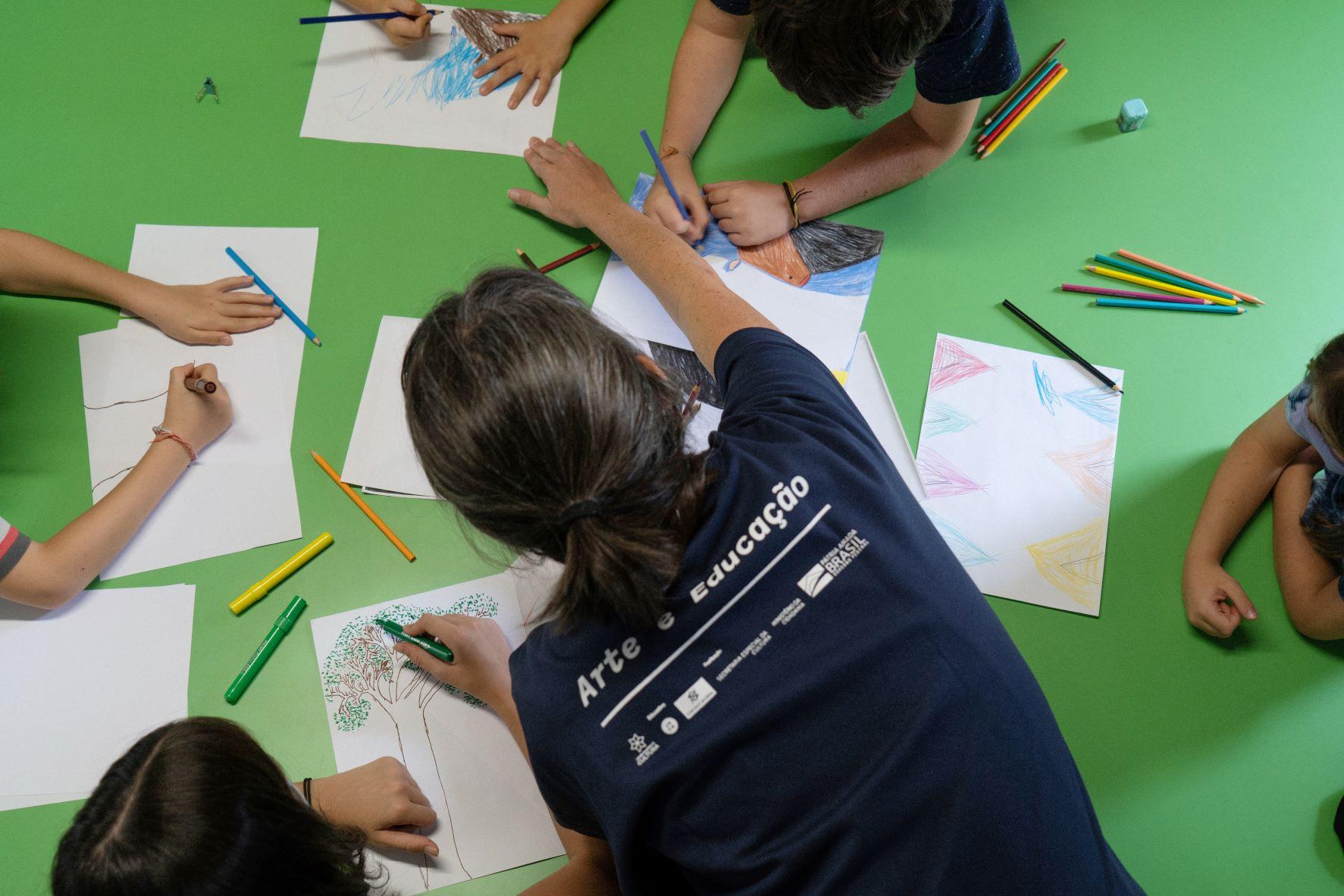 """Em outubro, """"Lugar de Criação"""", do CCBB Educativo, apresenta cinco oficinas para o público"""